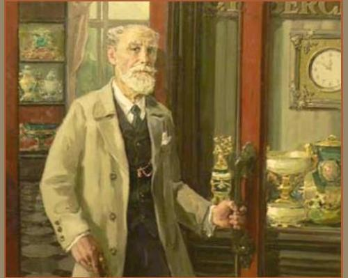 peter carl faberge also known as carl gustavovich faberge in